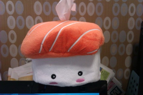 My New UmiSushi Work Companion =D